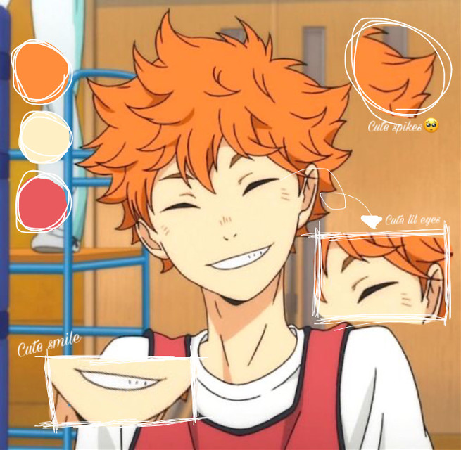 #freetoedit teehee hope you all like #hinatashouyou #hinatashoyo #sunshine #summer #anime #wowza