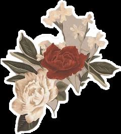 freetoedit sticker stickertumblr flower flor