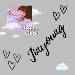 jinyoung jinyoung_got7 got7 grey newstyle freetoedit
