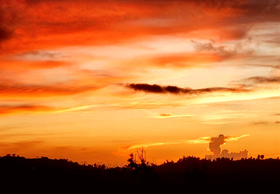 #freetoedit #sunset #clouds #naturephotography #skylover