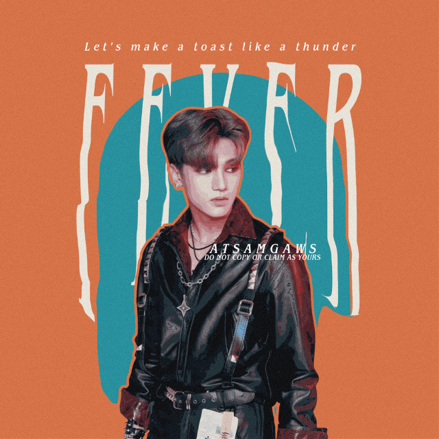 """""""Let's make a toast like a thunder""""  - DO NOT COPY OR CLAIM AS YOURS - Follow me on insta for more - stay safe gang - 14k🙏🏻  Tags #fever #ateez #atiny #wooyoung #wooyoungateez #ateezwooyoung #wooyoungedit #jungwooyoung #atinyforever #ateezedit #kqfellaz #aesthetic #papicks #picsart #mv3"""