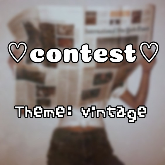 ❧❧❧❧C⃣o⃣n⃣t⃣e⃣s⃣t⃣💙☙☙☙☙             Hi ice creams🍨 so... This is my first time doing a contest so... I hope yall join!!! Oh and if you did join... Please... PLEASE tag me!! So i can see your edits!! So... The theme is vintage as you can see.. I will only pick 3 best edits!! Ok? OK!! But for me... All of you are winners☺💙 well... I wish you all a good luck!!! Fighting!!!             ⌨ᵀᴬᴳᴸᴵˢᵀ:  - @-byunberry-  - @btskookie210  - @husushi_edits  - @utopia_kook19  - @im_a_dreamer___  - @nctzensi  - @namastae_7  - @funnygrey1  - @_the_real_jesus_  - @shyyoongi  - @pastel_taekook  - @hopejins  - @-cypher_joon-  - @min_violeta  - @pink_nayeon  - @honey-ttae  - @-kookie-  - @kawaii_maknae  - @evphoria-            Tags: #edit #ice-kpopcontest #contest #vintage            Good luck guys!!! May the best edit win!💙🍨        →DONT CLAIM AS YOURS←