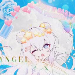 anime animeaesthetic angelic freetoedit