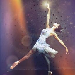 freetoedit balerina dots dance srcspeckledpolkadots speckledpolkadots
