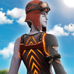blaze fortnite blazed renegade raider freetoedit