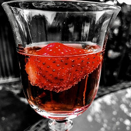 freetoedit trinken drink getränk erdbeere