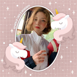 replay unicorn replays frame cute freetoedit ftestickers