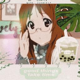 freetoedit k anime sawako blobfishandcakeeater