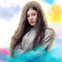 freetoedit background backgroundchange longhair girl