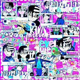 deaththekid souleater kidcore anime animeedit