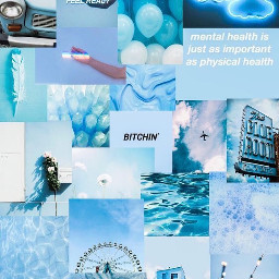 aestheticblue backgroundsforyou blueaesthetic
