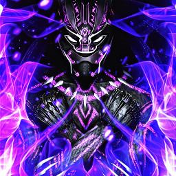 freetoedit blackpanther marvel art digitalart