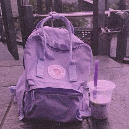 wallpapers kanken backpack purple lilac freetoedit
