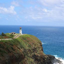 lighthouse nature landscape background backgrounds freetoedit