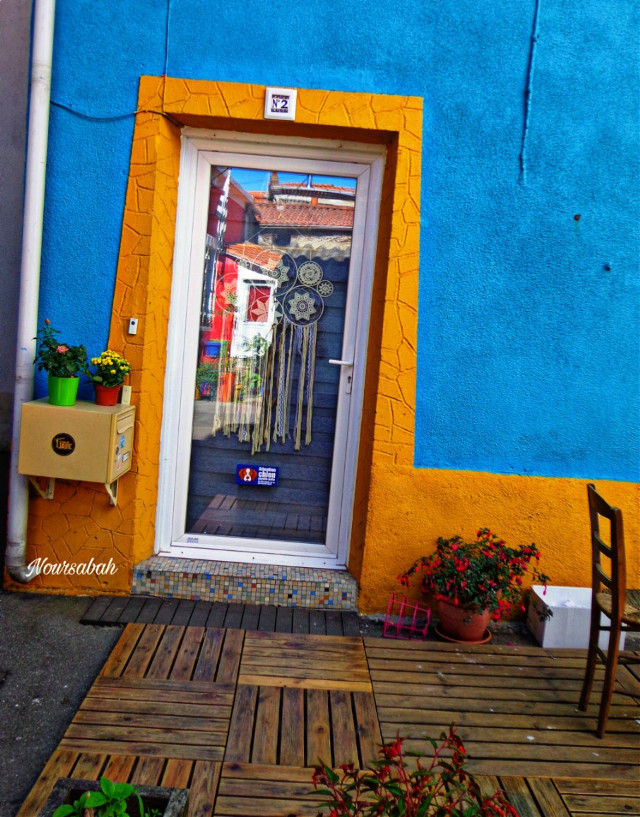 #hdrphotography #colors #beautiful #archetecture #house #door