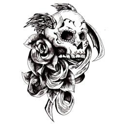 freetoedit tattoos danditattoos rockmafia
