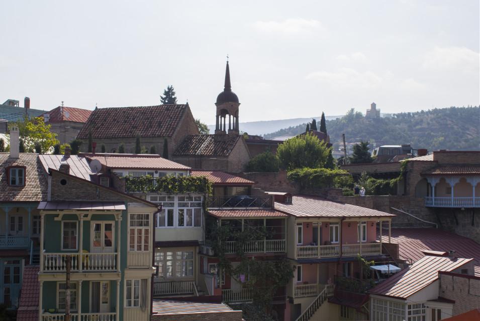 #Tbilisi #georgia #travel #background #backgrounds #freetoedit