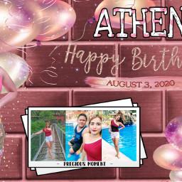 birthday tarpaulin elegantstyle freetoedit philippines2020