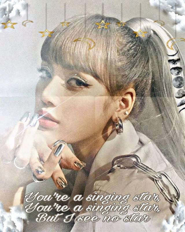#star #moon #lalisamanoban #lalisa #blackpinkedit