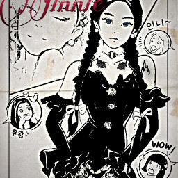 freetoedit jinnie✨ blackpinkinyouarea blinkforever lovekpop jinnie
