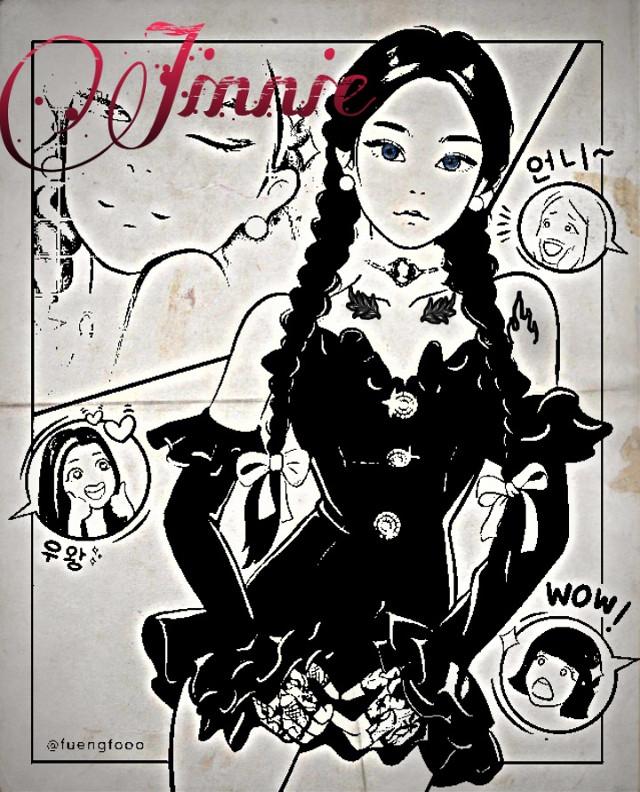 #freetoedit #jinnie✨  #blackpinkinyouarea #blinkforever #lovekpop  # بلييز سو لايك لأعطيكم شكلاته وببسي