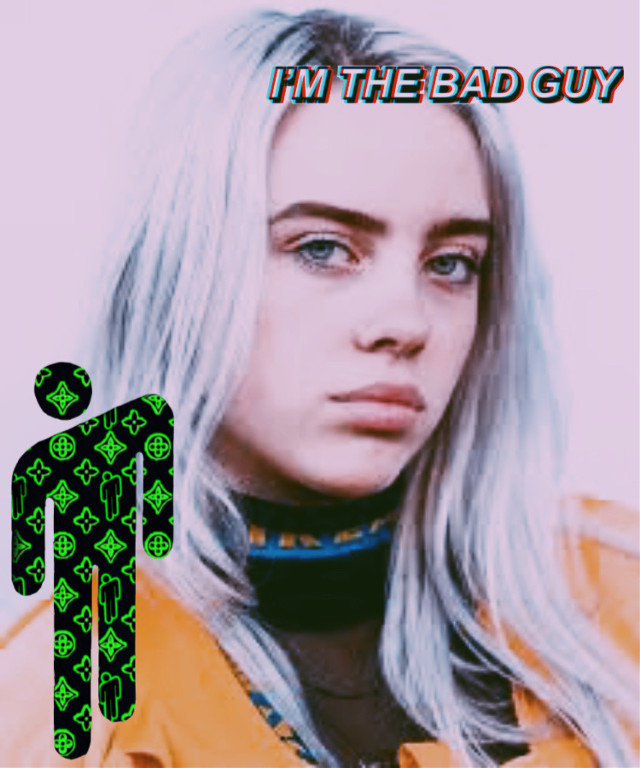 #freetoedit #billieeilish