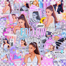 arianagrande ariana ari pink complex editing music blue purple singer tiktok famous artistry art picsart photography edit instagram edits like love lightroom picsartedit follow instagood