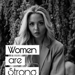 empowerment women feminist model suit rctextmessage freetoedit