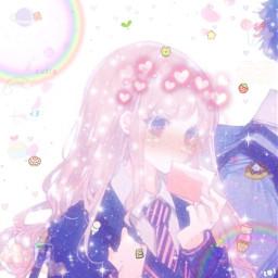 freetoedit remixme matchingicons icons cute kawaii soft aesthetic pastel pastels baby pink pinkaesthetic love softaesthetic softie edit babyaesthetic pastelpink glitter anime animecouple couple adorable japan
