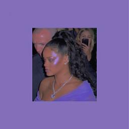 freetoedit remixit vintage aesthetic aestheticbackground backround grunge purple violet lilac purpleaesthetic lilacaesthetic glitter rihanna rihannaedit rihannamakeup