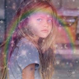 rainbow stars heart credittoownerofsources