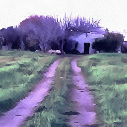 freetoedit countryside landscape surreal artistic myedit picture artisticcolor