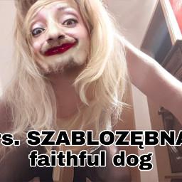 freetoedit mrs faithful dog troll trollface😂😂 face turkurtzonov trollface