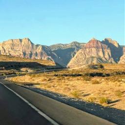 freetoedit nevada mountainview earlymorning roadtrip