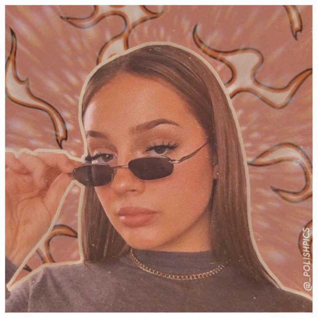 I remade and old edit of mine and i think it turned out pretty good. Have a good day! ☁️    #interesting #summer #people #aesthetic #vibes #retro #retroaesthetic #vintage #vintageaesthetic #bronze #pink #outline #background #polishpics #_polishpics #luci #follow  #freetoedit