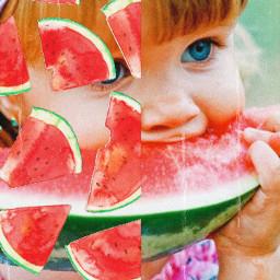 watermelon juicylips littlegirl summervibes freetoedit rcwatermelonsugar watermelonsugar