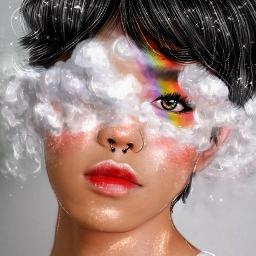 lance rainbow cloud manip kpop