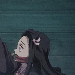 freetoedit kimetsunoyaiba demonslayer nezuko kamadonezuko yushiro demon demons matching matchingicons animematching matchingprofilepictures matchingpfp