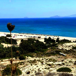 beach panoramicview sea blue beautiful musicislife lifeisbeautiful myphotography