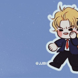 freetoedit jojo jojosbizarreadventure jjba jonathanjoestar dio diobrando matchingicons matching matchingpfp cute kawaii anime otaku
