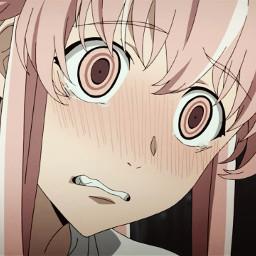 anime animegirl animeicon yunogasai