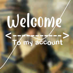 : intro welcome to my account ily <3 vintage new hello editor
