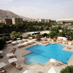 city hotel damascus tourism