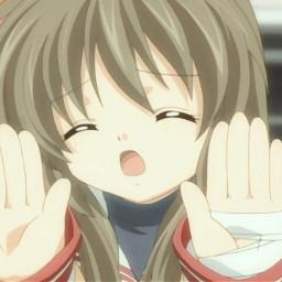 fukoibuki fukochan anime clannad animeicon animegirl