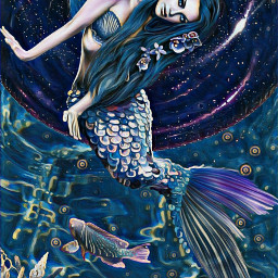 freetoedit mermaid depth mind imustbeamermaid