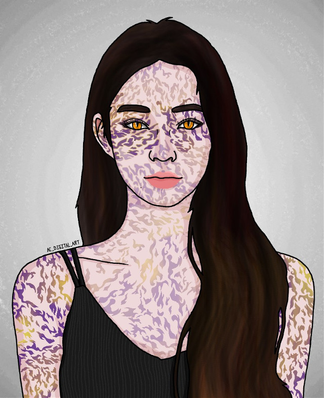 Ok this drawing has become one of my favorite drawings to date. I love how it came out.       #AC_DIGITAL_ART #art #artist #picsart #picsartedit #painting #drawing #portrait #people #girl #girls #graphicart #graphicdesign #vectorart #vector #vectors #digitalart #digitalpainting #digitaldrawing #tattoo #tattoos #artislife