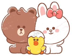 cony brown bff freetoedit