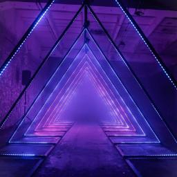 freetoedit art artdigitalgrafict neoneffect geometric neonswirls triangle triângulos frame fondosdepantalla♡ fondos fondosdepantalla purpura purpleaesthetic moradoyrosado bakground