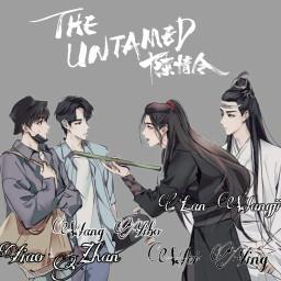 theuntamed xiaozhan wangyibo王一博 freetoedit