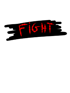 freetoedit fight blacktext text textred